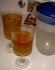 2/3 Juice + 1/3 Water